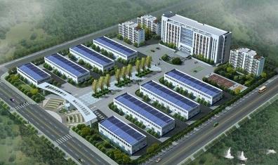 石家莊工業園區規劃